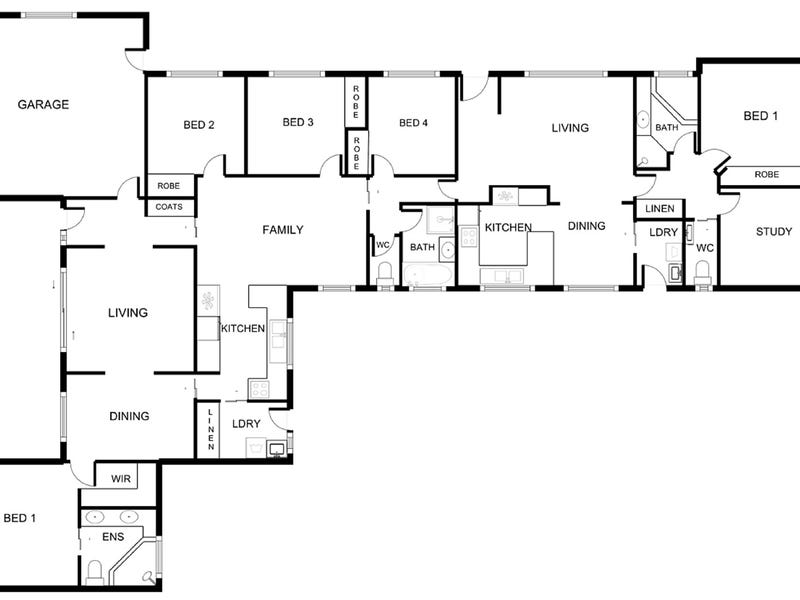 22 Flegg Crescent, Gordon, ACT 2906 - floorplan