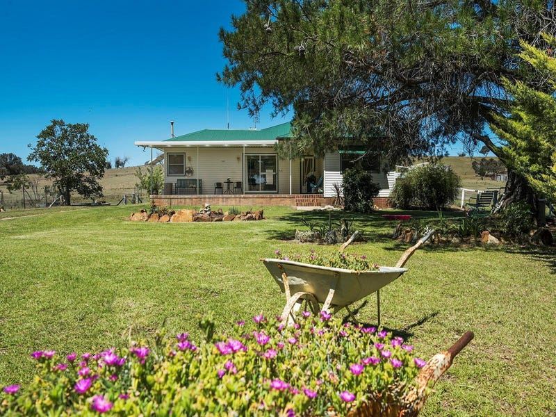 1379 Pyramul Road, Mudgee, NSW 2850