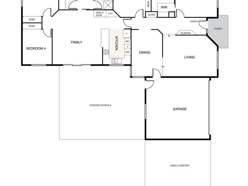 5 Marrett Street, Amaroo, ACT 2914 - floorplan