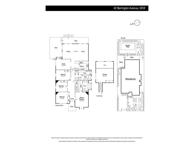 42 Barrington Avenue, Kew, Vic 3101 - floorplan