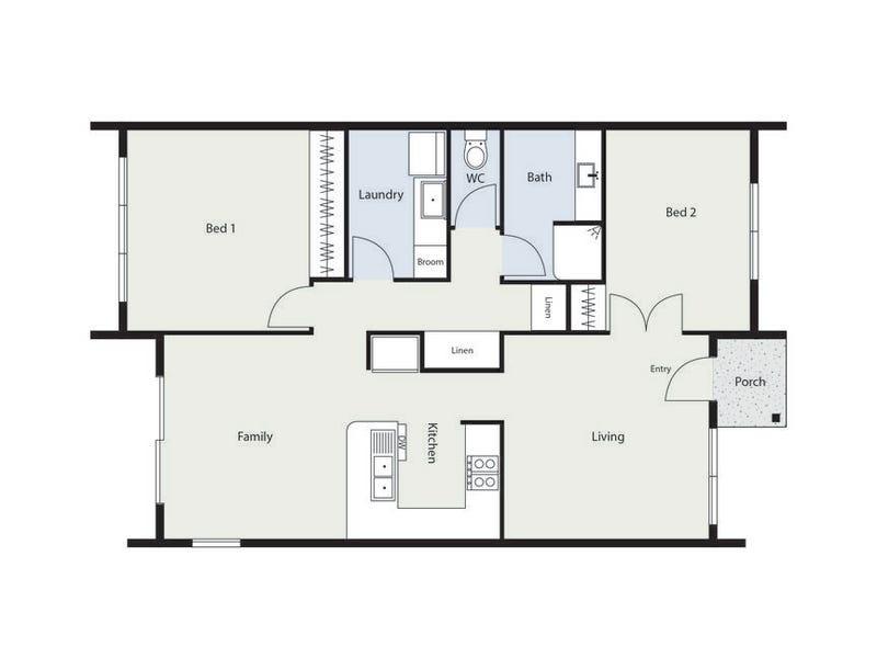81/177 Badimara Street, Fisher, ACT 2611 - floorplan