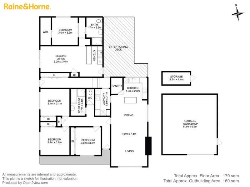 39 Garnett Street, Blackmans Bay, Tas 7052 - floorplan