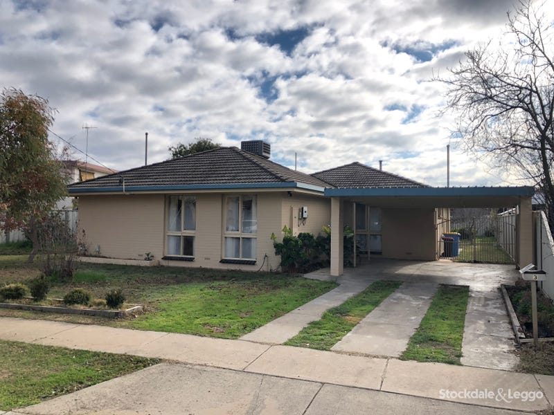 3 Mcewen Street Shepparton Vic 3630 House For Rent 424211566