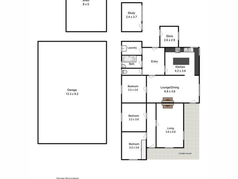 649 Circular Road, East Ridgley, Tas 7321 - floorplan