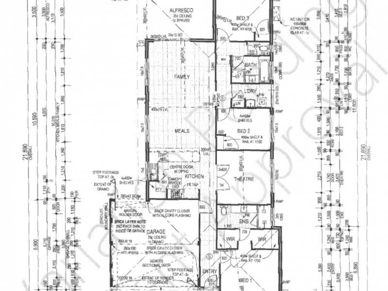 6 Simcoe Way, Caversham, WA 6055 - floorplan