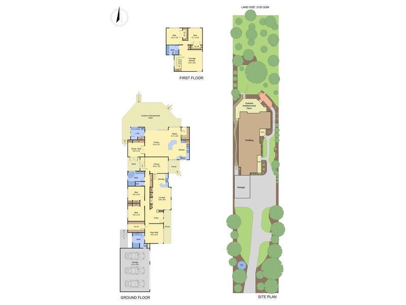 55 Glen Park Road, Eltham North, Vic 3095 - floorplan