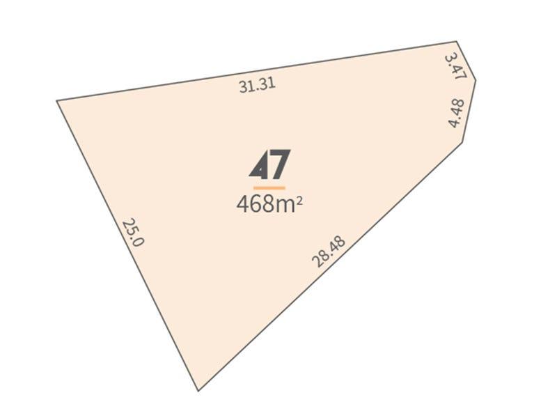 Lot 47 Castle Court, Hackham, SA 5163
