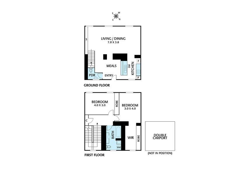 145 Wiltshire Drive, Kew, Vic 3101 - floorplan