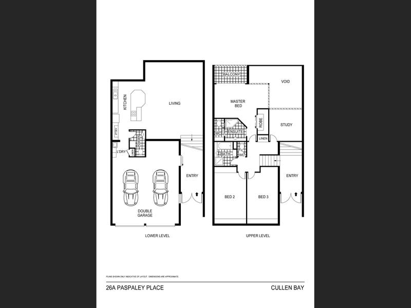 29a Paspaley Place, Cullen Bay, NT 0820 - floorplan