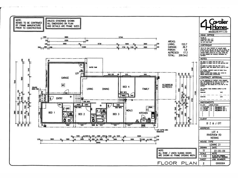 16 Riverview Road, Nerang, Qld 4211 - floorplan