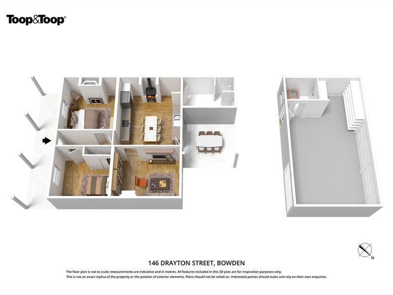 146 Drayton Street, Bowden, SA 5007 - floorplan
