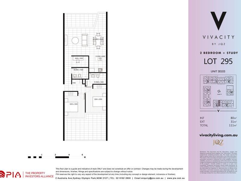 103/5 Uhrig Road, Lidcombe, NSW 2141 - floorplan