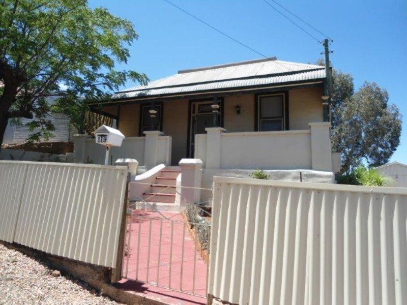 119 Morgan Street Broken Hill Nsw 2880 House For Rent