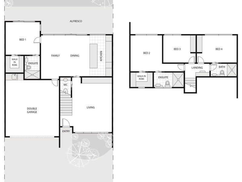 2/38 Coxen Street, Hughes, ACT 2605 - floorplan