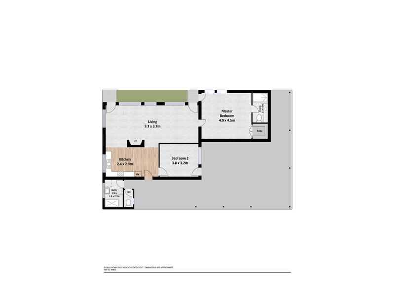 27 Oakover Street, Kaleen, ACT 2617 - floorplan