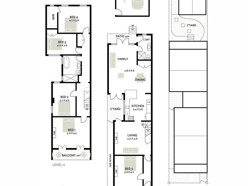 20 Montague Street, Balmain, NSW 2041 - floorplan