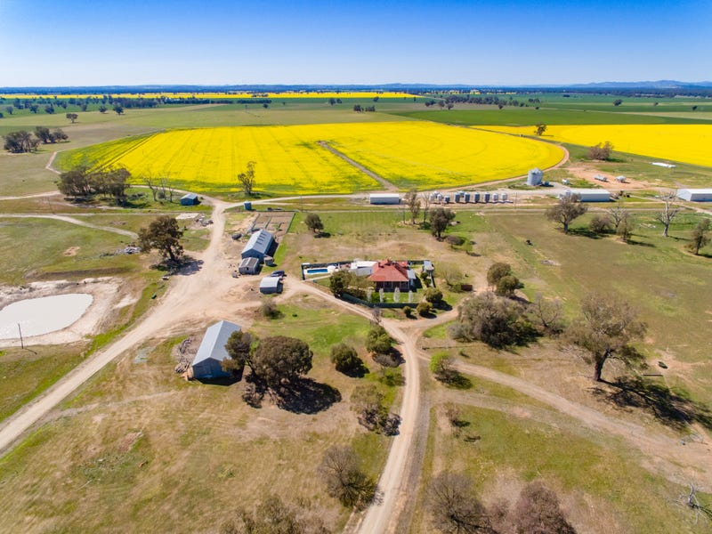 """Glengarry"", 322 Balldale Road, Hopefield, NSW 2646"