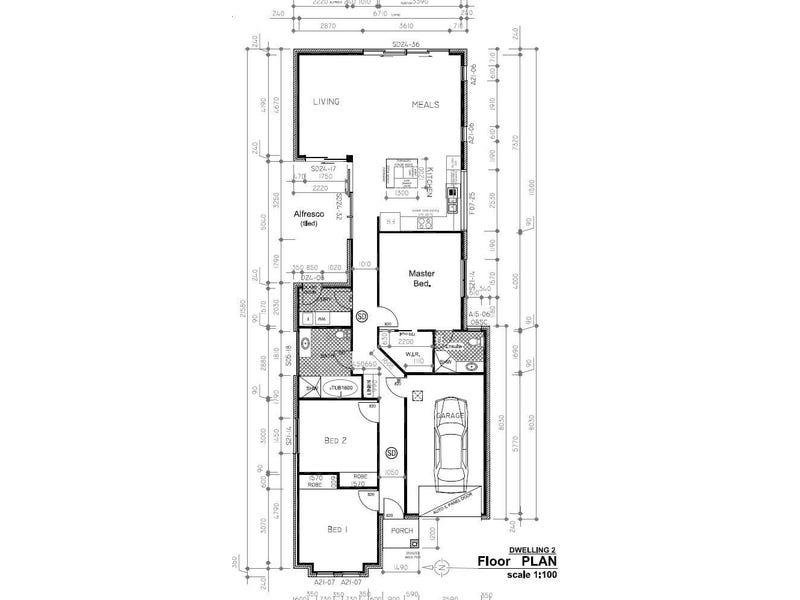 17 Dover Street, Royal Park, SA 5014 - floorplan