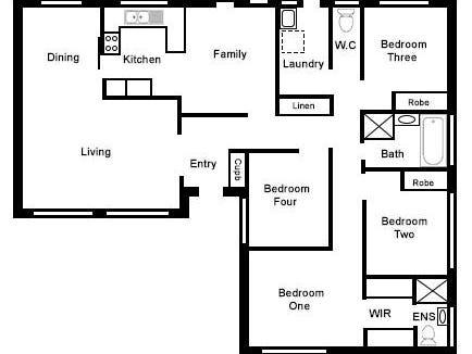 69 Starke Street, Higgins, ACT 2615 - floorplan