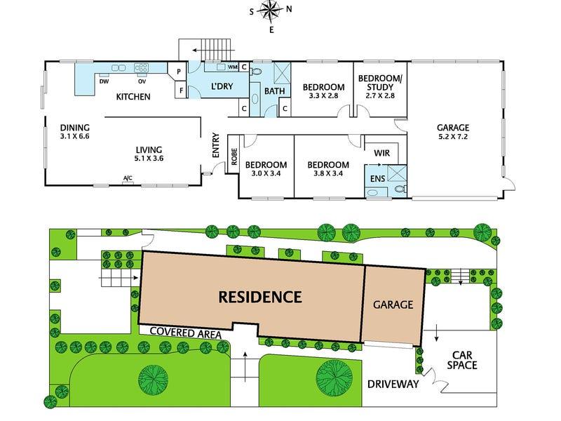 11 Bilby Street, Templestowe Lower, Vic 3107 - floorplan