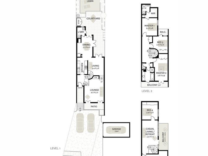 2/4 Colgate Avenue, Balmain, NSW 2041 - floorplan