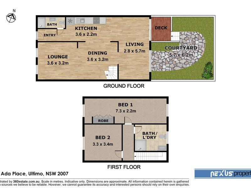 18 Ada Place, Ultimo, NSW 2007 - floorplan
