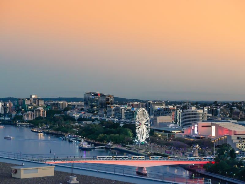 3Bedroom Penthouse/30 Tank Street, Brisbane City, Qld 4000