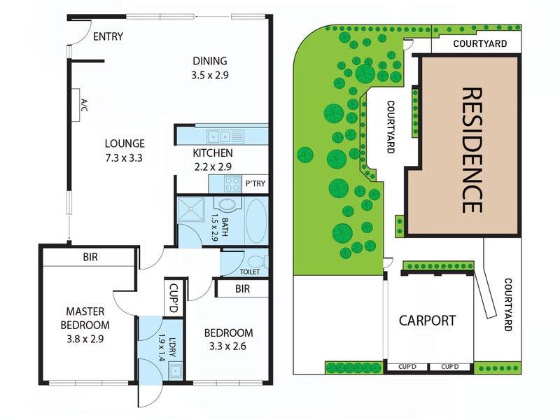 50 Bungonia Street, Narrabundah, ACT 2604 - floorplan