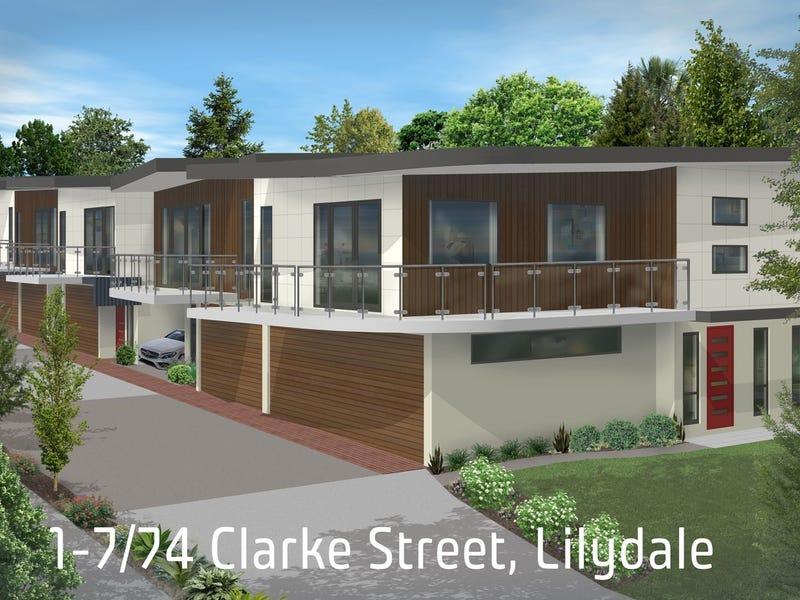 1-7/74 Clarke Street, Lilydale, Vic 3140