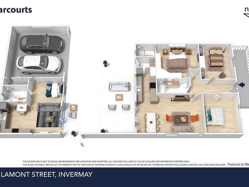 15 Lamont Street, Invermay, Tas 7248 - floorplan