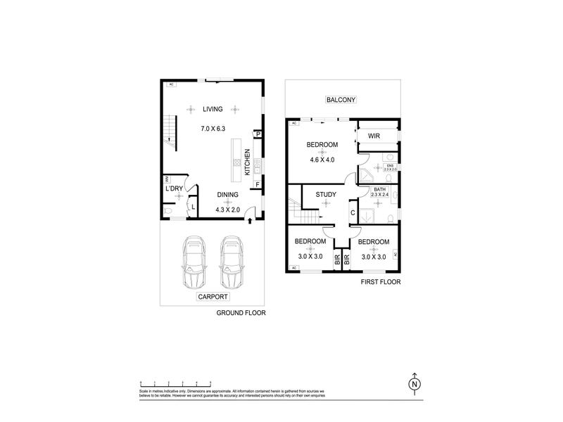 5/11 Annunciata Street, Bellamack, NT 0832 - floorplan