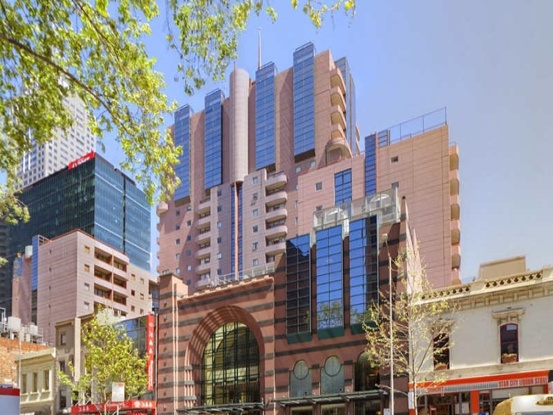 802/181  Exhibition Street, Melbourne, Vic 3000
