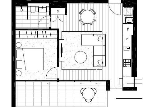 210/30  Anderson Street, Chatswood, NSW 2067 - floorplan