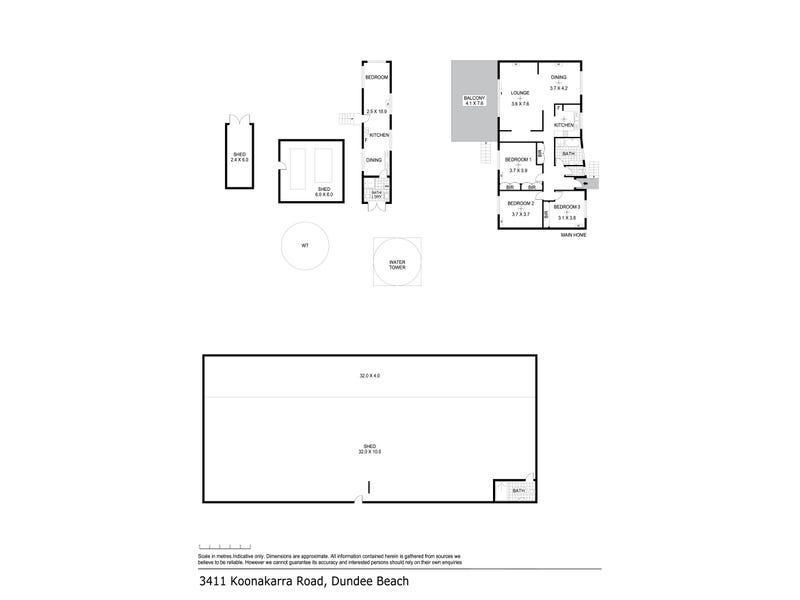 LOT 3411 Koonakarra Rd, Dundee Beach, NT 0840 - floorplan
