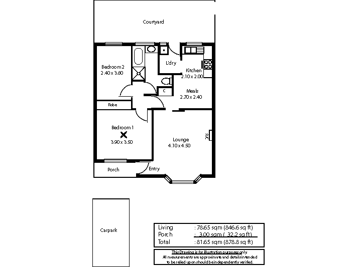 15-19 Synagogue Place, Adelaide, SA 5000 - floorplan