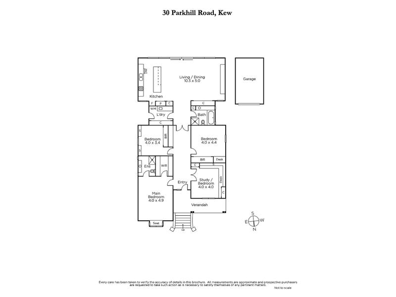30 Parkhill Road, Kew, Vic 3101 - floorplan