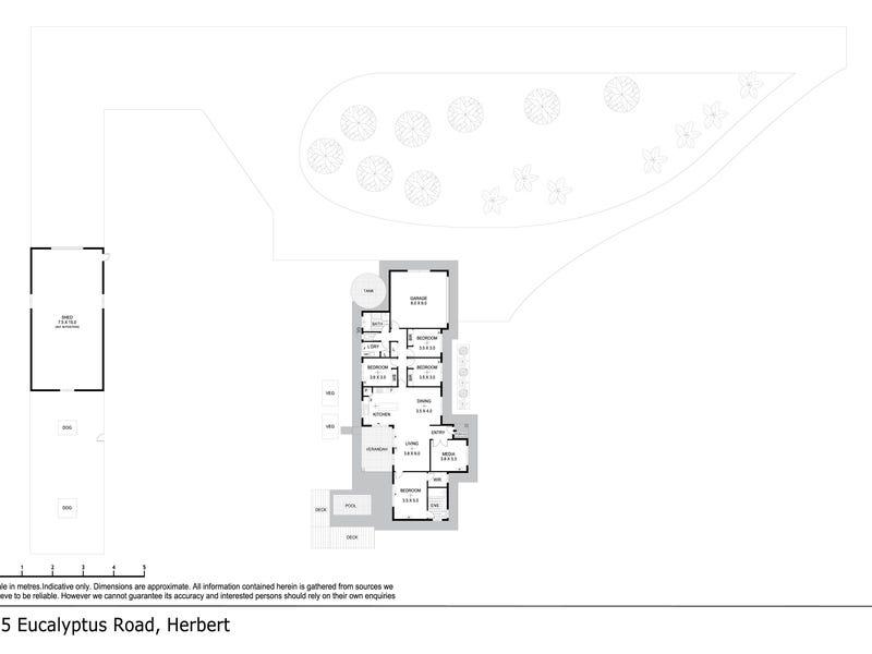 25 Eucalyptus Road, Herbert, NT 0836 - floorplan