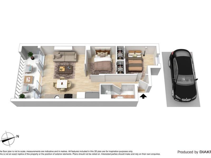 204/26 Wilson Street, South Yarra, Vic 3141 - floorplan