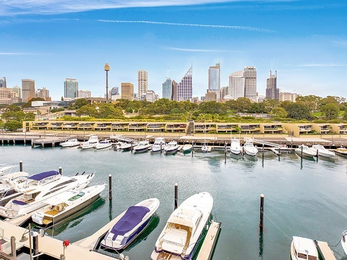 504/6 Cowper Wharf Roadway, Woolloomooloo, NSW 2011