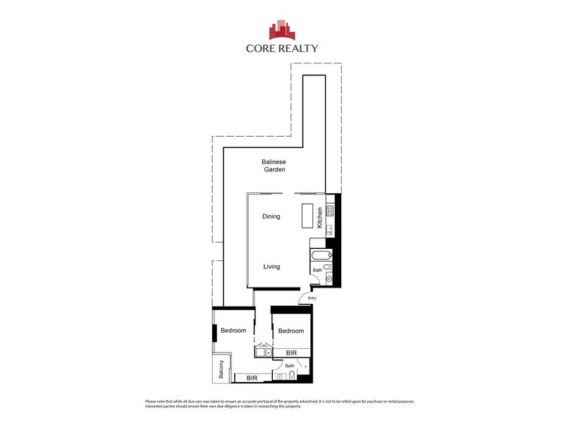902/120 A'beckett Street, Melbourne, Vic 3000 - floorplan