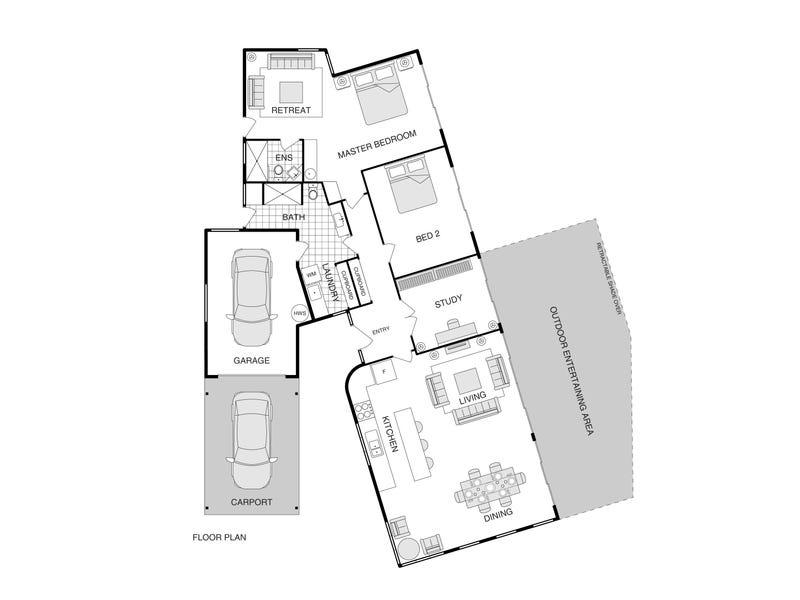 67 Roma Mitchell Crescent, Watson, ACT 2602 - floorplan