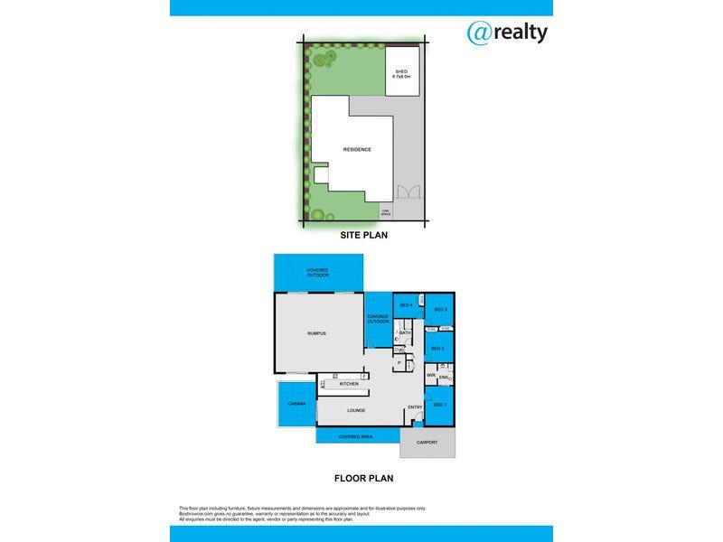 17 Yoolantie Crescent, Nerang, Qld 4211 - floorplan
