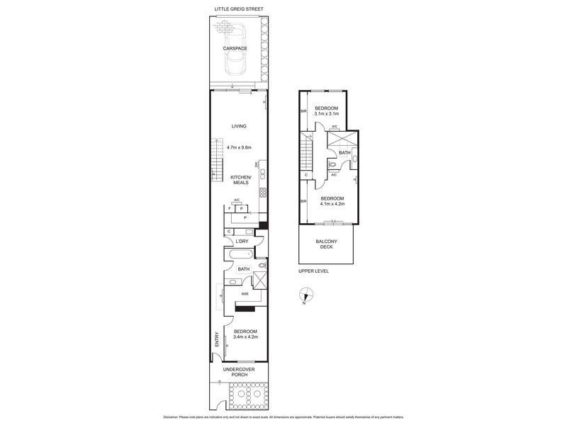 7 Greig Street, Albert Park, Vic 3206 - floorplan