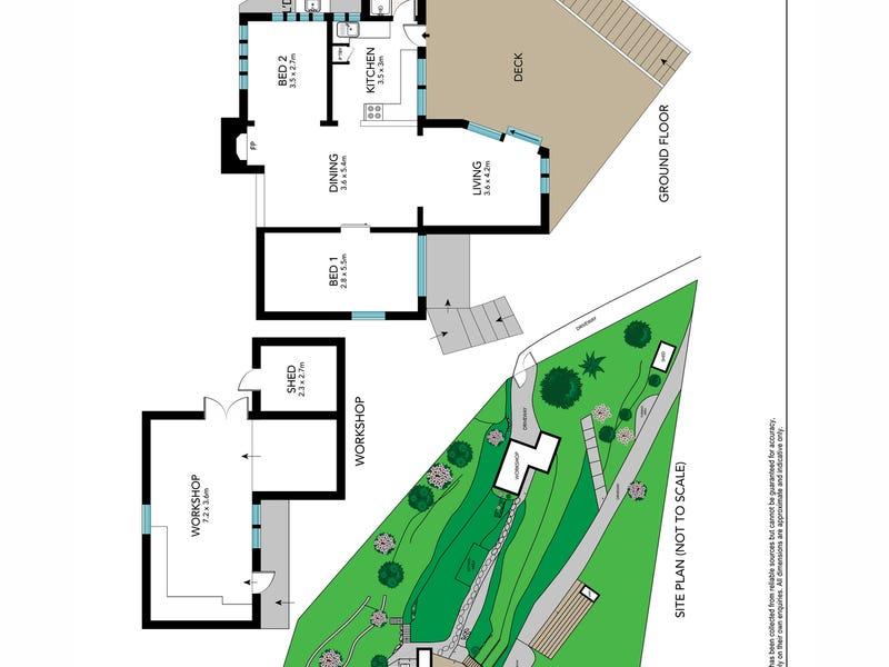 20 Baroona Road, Church Point, NSW 2105 - floorplan