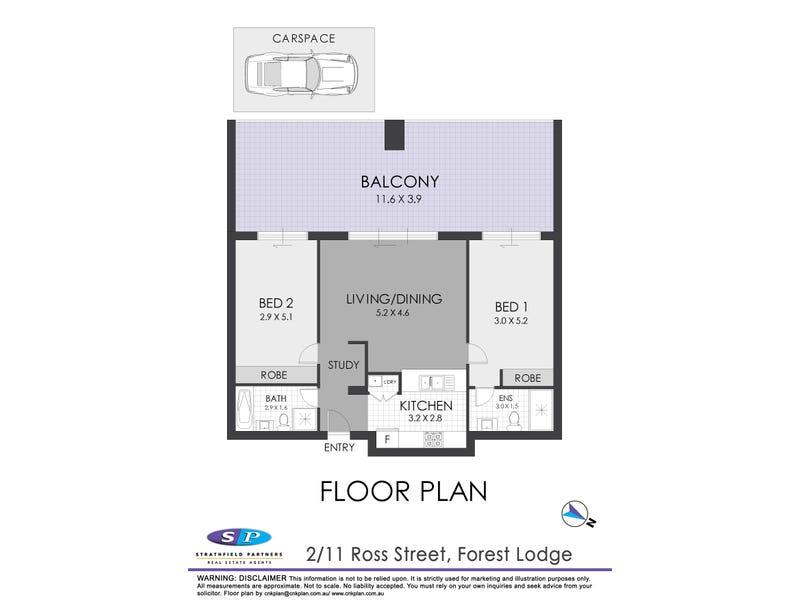 1-10/11 Ross Street, Glebe, NSW 2037 - floorplan
