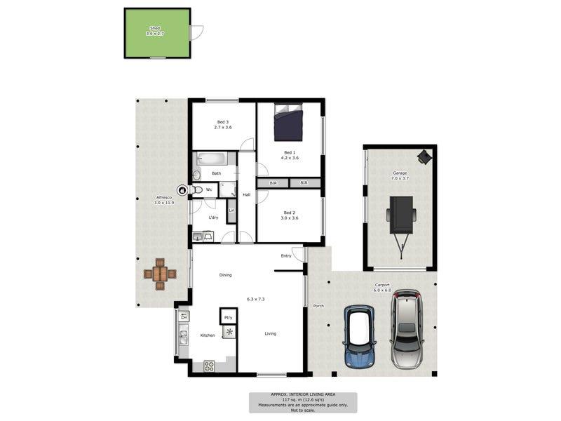 9 Lone Pine Avenue, Corowa, NSW 2646 - floorplan