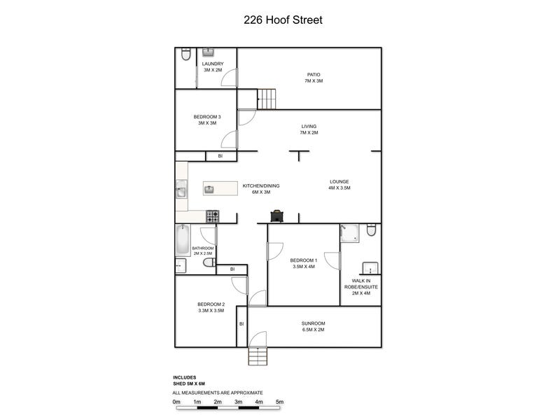 226 Hoof Street, Grafton, NSW 2460 - floorplan