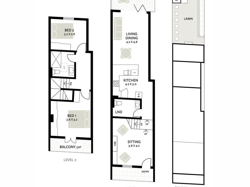 19 Davidson Street, Balmain, NSW 2041 - floorplan