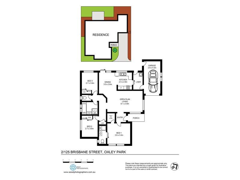 2/125 Brisbane Street, St Marys, NSW 2760 - floorplan