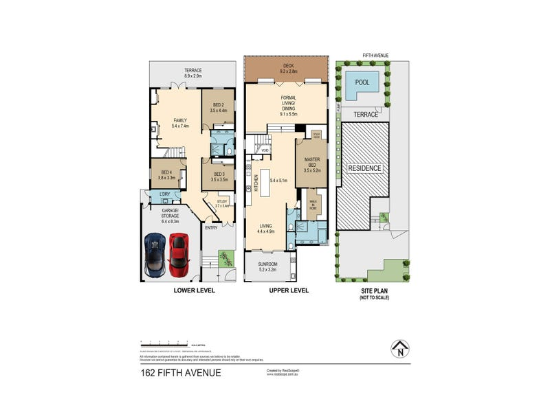 162 Fifth Avenue, Windsor, Qld 4030 - floorplan